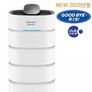 공기청정기 / 캐리어 클라윈드 공기청정기 ACAPSF082HLWW2 공기청정능력83.4㎡중량12.1kg